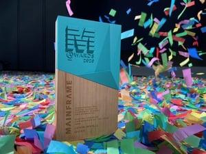 Award & Confetti
