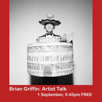 Brian G talk 1 sept