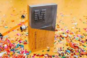 Digital Ambassador Award Confetti