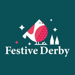 Festive Derby Robin