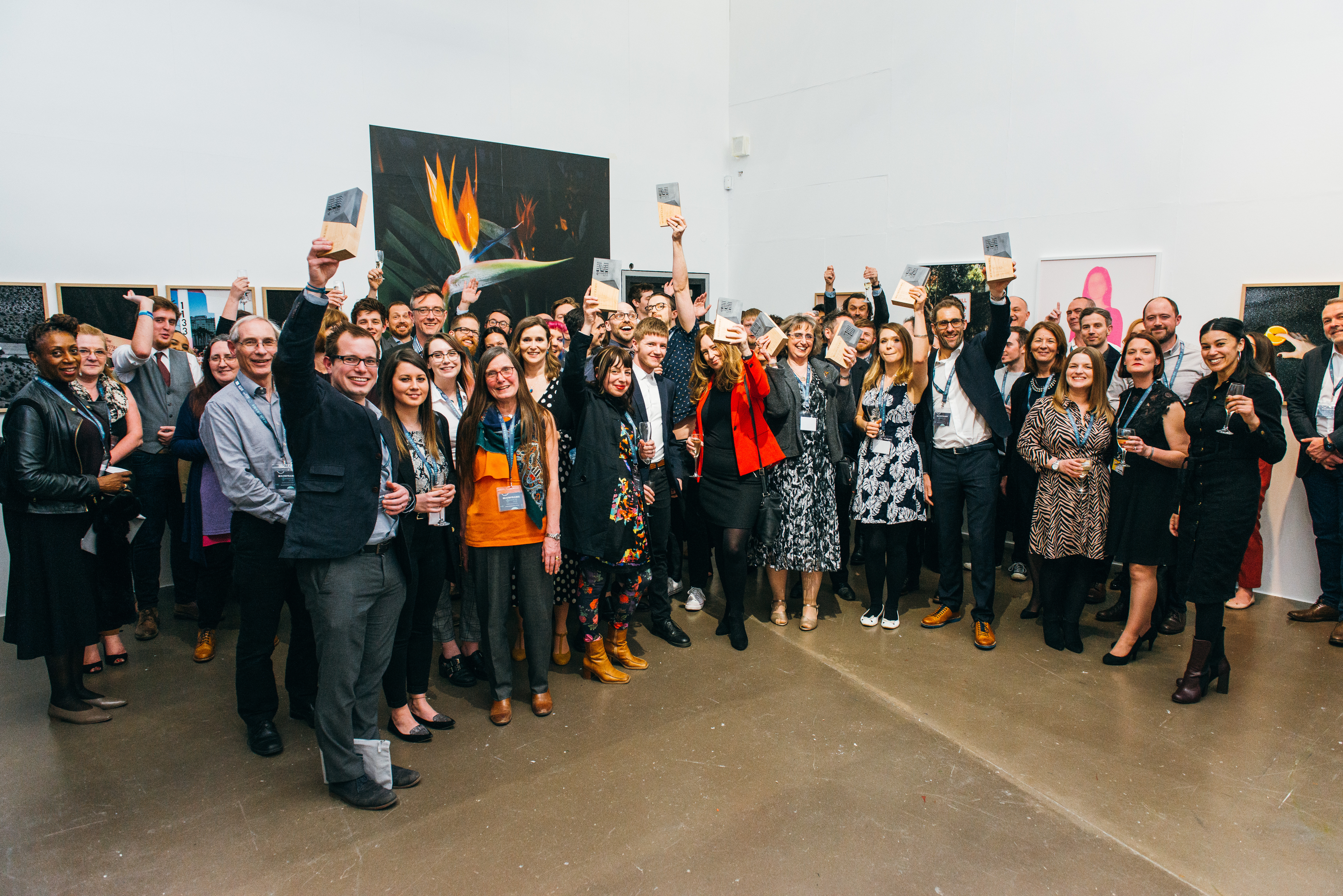 Mainframe Awards 2019 - Group