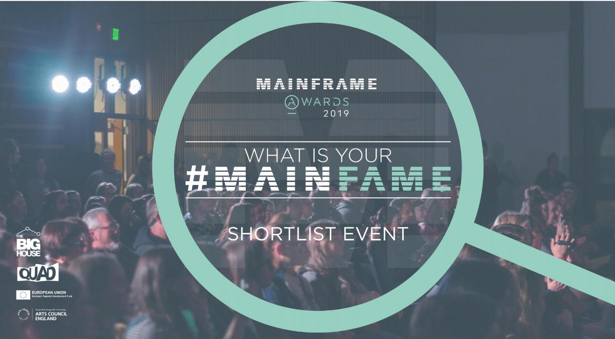 Mainframe Shortlist Screen