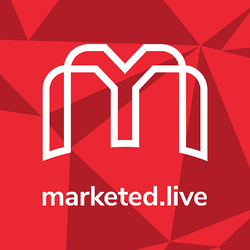 Marketed.live logo