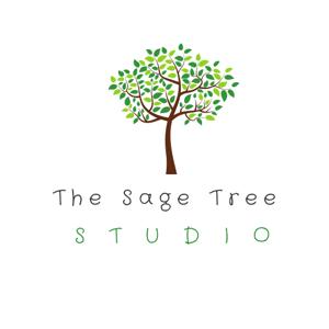 The Sage Tree logo square